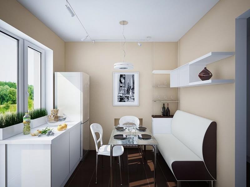 25 Small Kitchen Design Ideas-12