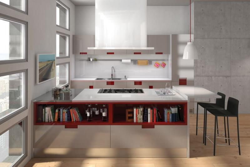 25 Small Kitchen Design Ideas-13