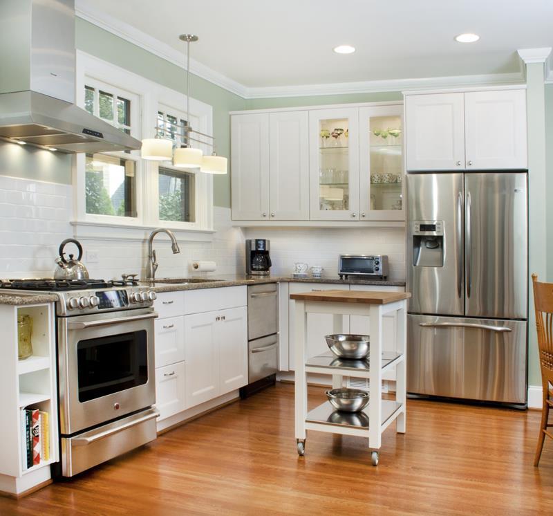 25 Small Kitchen Design Ideas-17