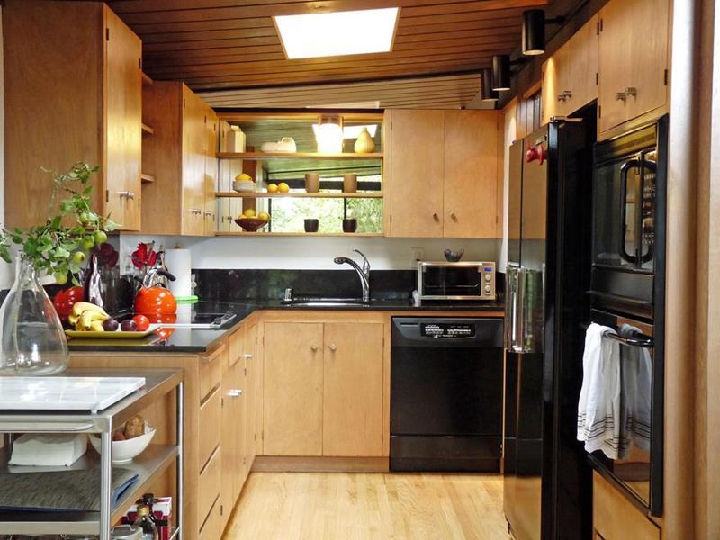 25 Small Kitchen Design Ideas-21