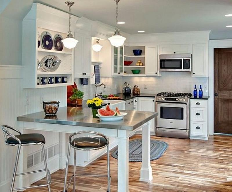 25 Small Kitchen Design Ideas-9