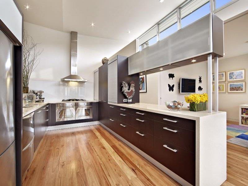 52 U Shaped Kitchen Designs With Style-2