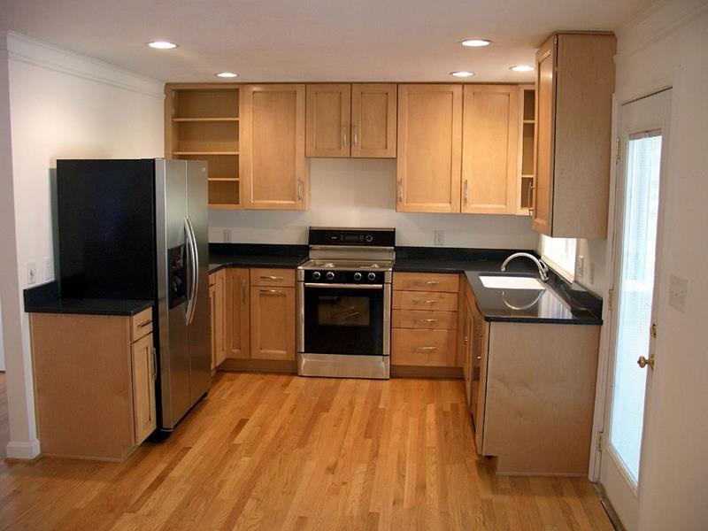 52 U Shaped Kitchen Designs With Style-3