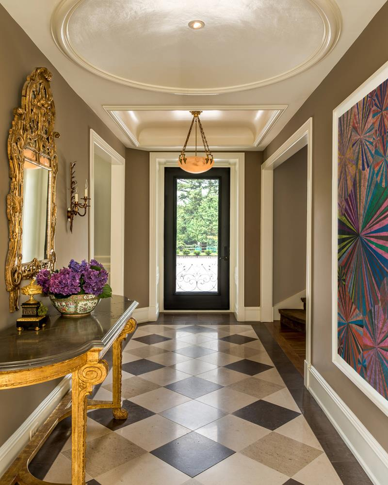 56 Beautiful And Luxurious Foyer Designs-27