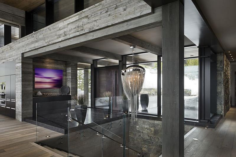56 Beautiful And Luxurious Foyer Designs-31