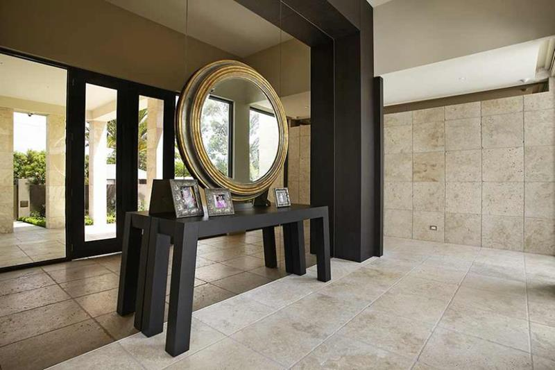56 Beautiful And Luxurious Foyer Designs-42
