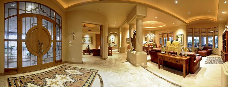 56 Beautiful And Luxurious Foyer Designs-title