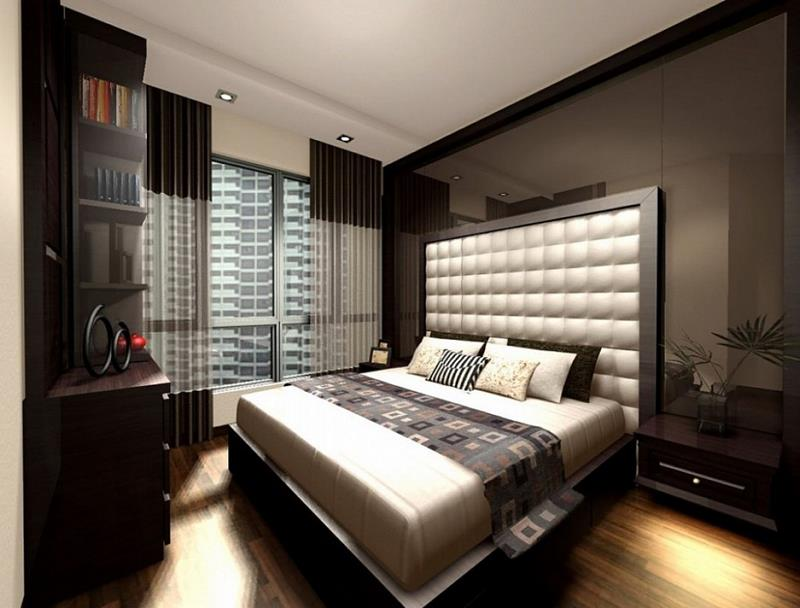 61 Master Bedrooms Decorated By Professionals-16