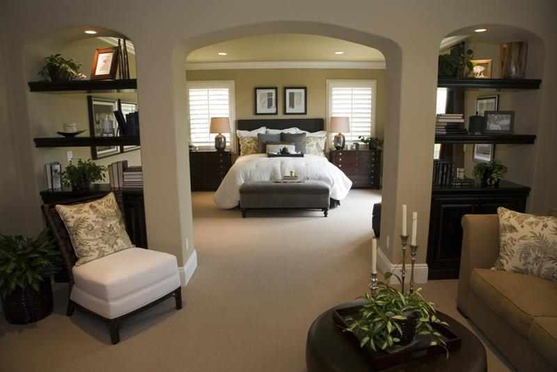 61 Master Bedrooms Decorated By Professionals-3