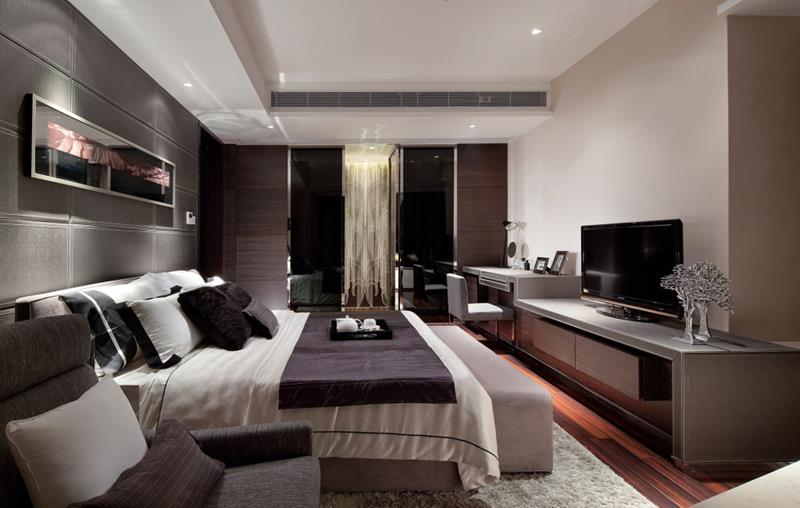 61 Master Bedrooms Decorated By Professionals-31