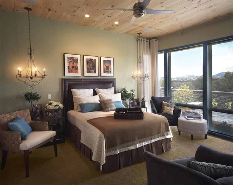 61 Master Bedrooms Decorated By Professionals-35