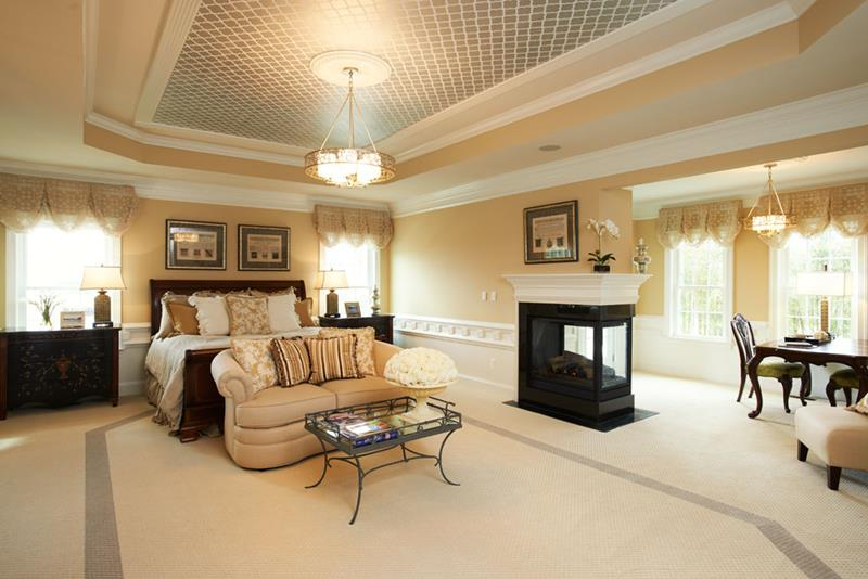 61 Master Bedrooms Decorated By Professionals-41