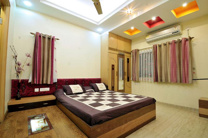 61 Master Bedrooms Decorated By Professionals-47