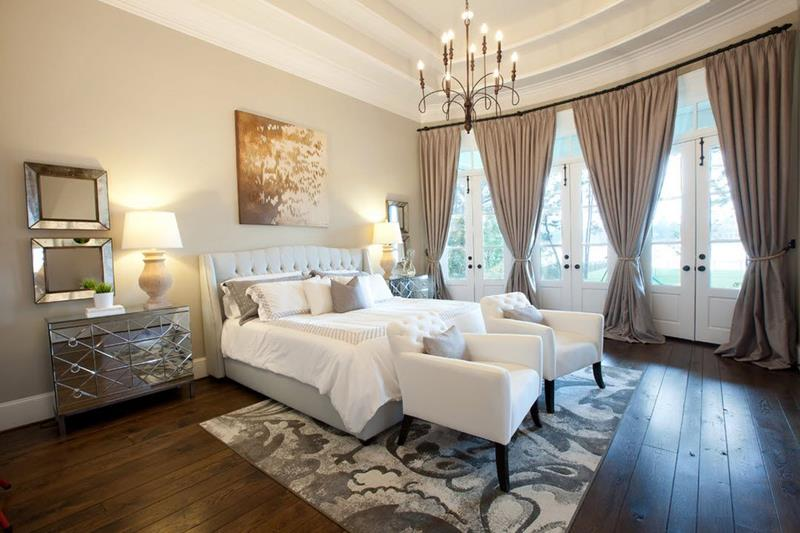 61 Master Bedrooms Decorated By Professionals-56