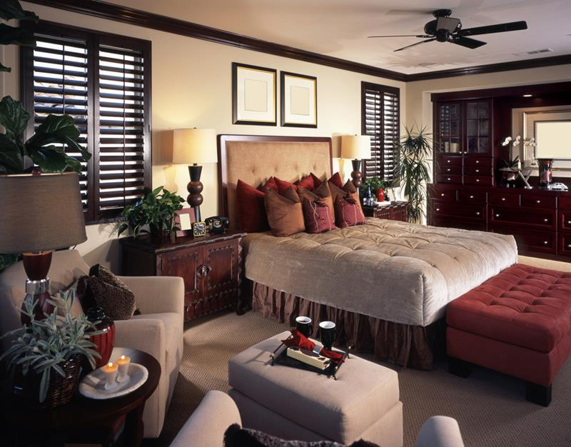 61 Master Bedrooms Decorated By Professionals-58