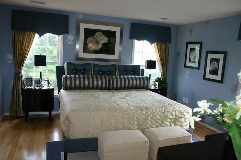 61 Master Bedrooms Decorated By Professionals-59