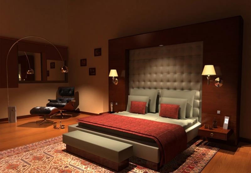 61 Master Bedrooms Decorated By Professionals-6