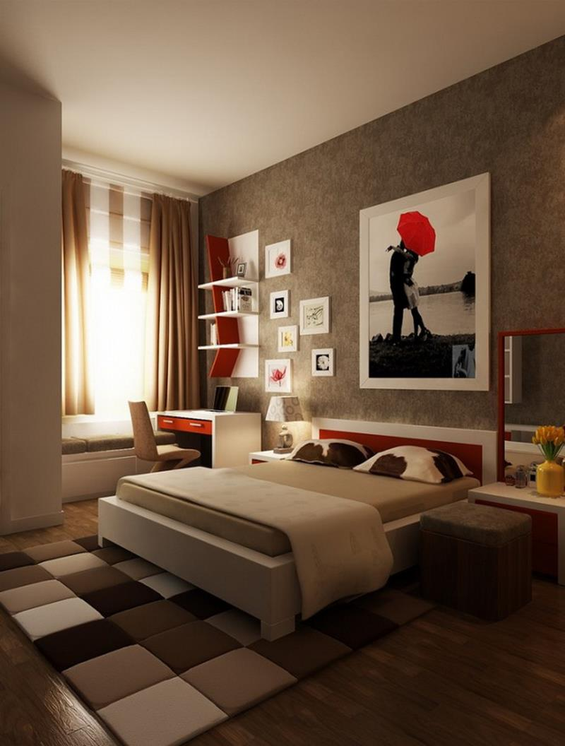 61 Master Bedrooms Decorated By Professionals-9