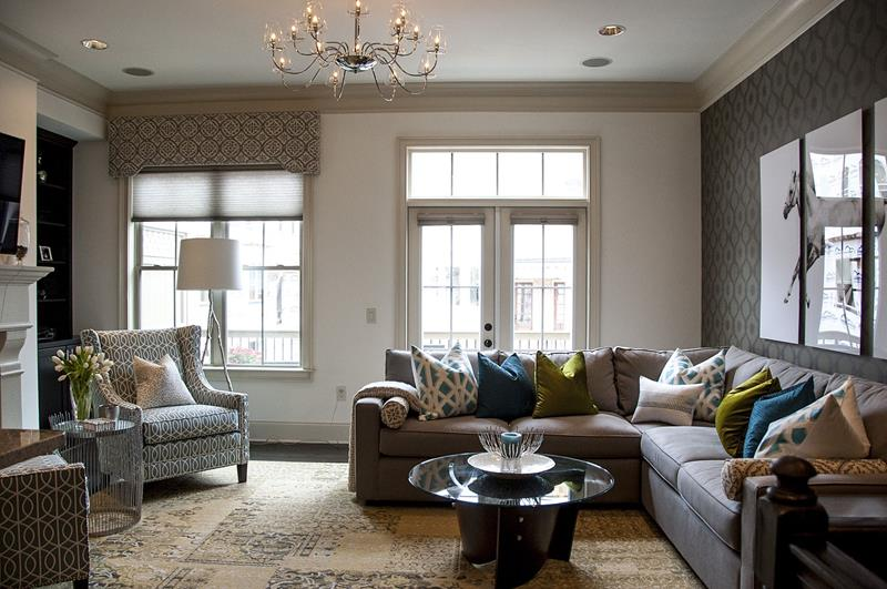 22 Living Room Designs With Sectionals-2