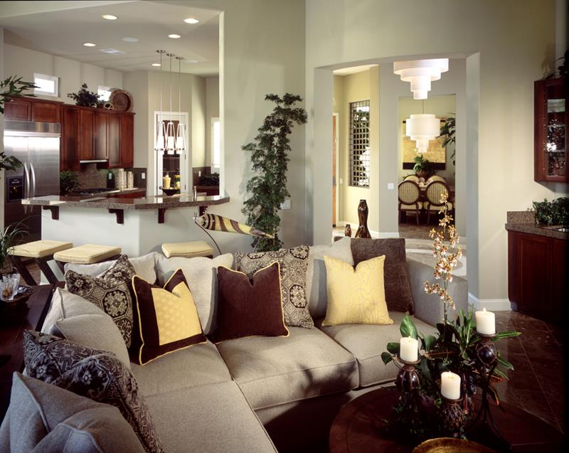 22 Living Room Designs With Sectionals-4