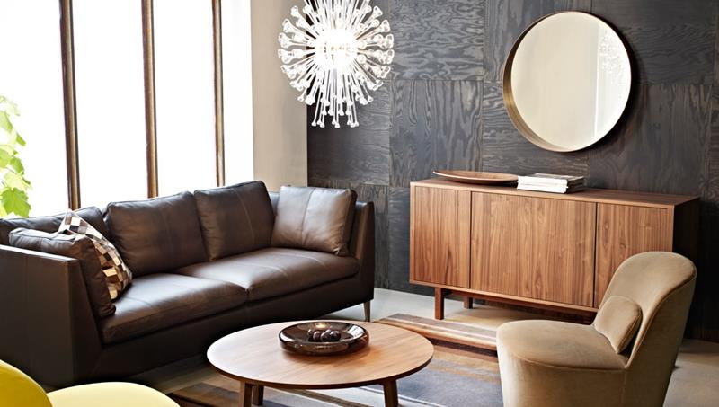 22 Living Rooms With Leather Furniture-13