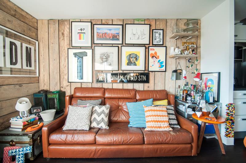 22 Living Rooms With Leather Furniture-19