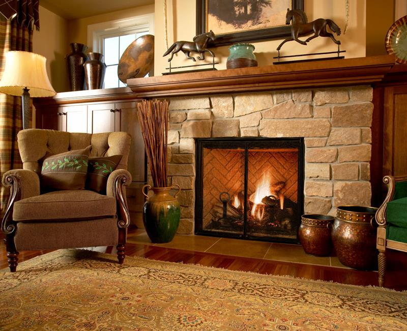 23 Living Room Designs With Fireplaces-1