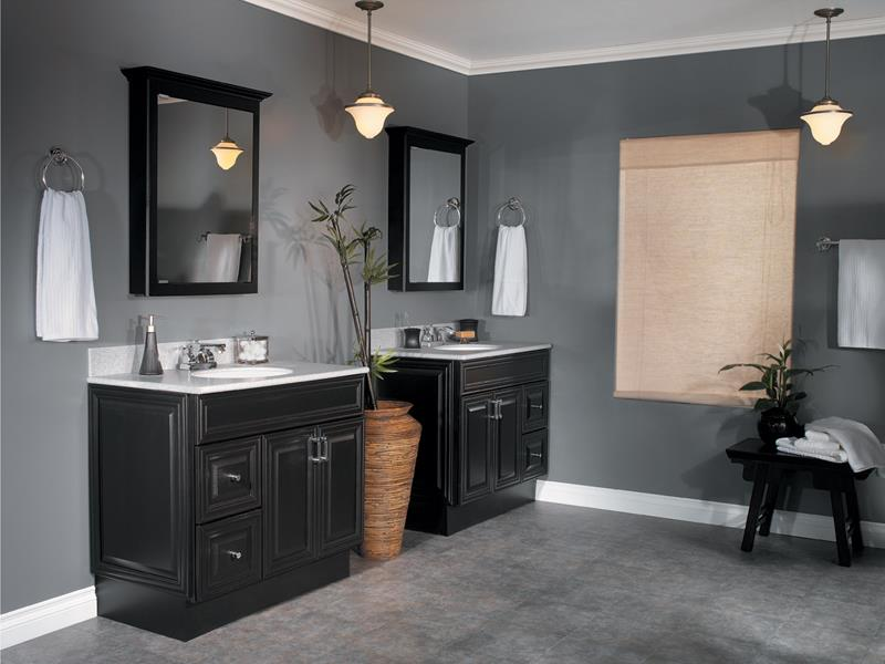 image named 23 Master Bathrooms With Two Vanities title
