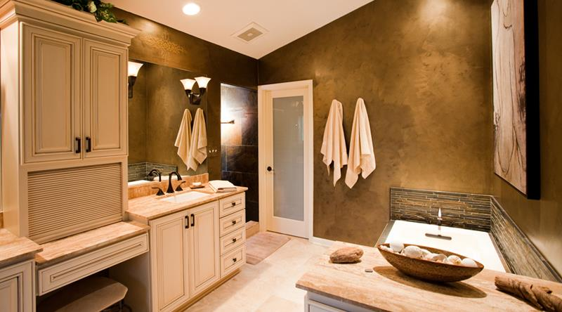 23 Spa Style Master Bathrooms-title