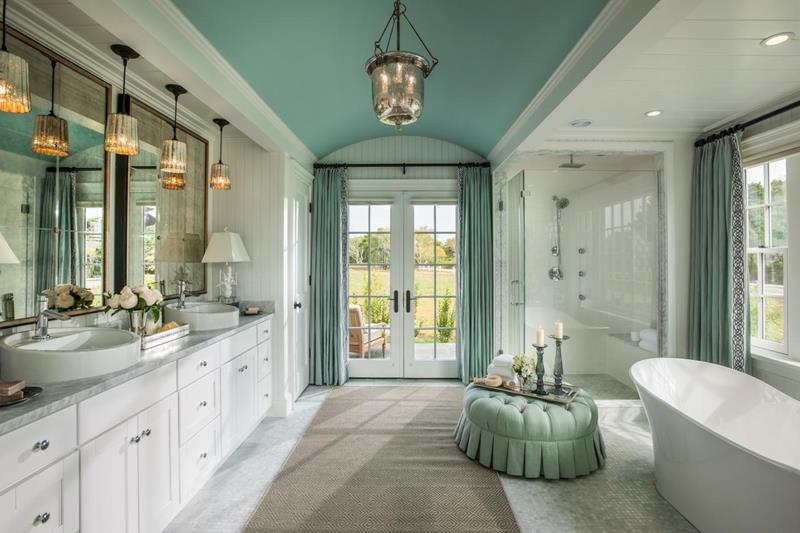 24 Beautiful Master Bathrooms-14