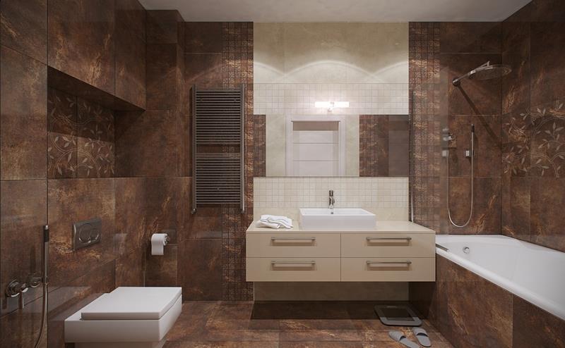 24 Beautiful Master Bathrooms-16