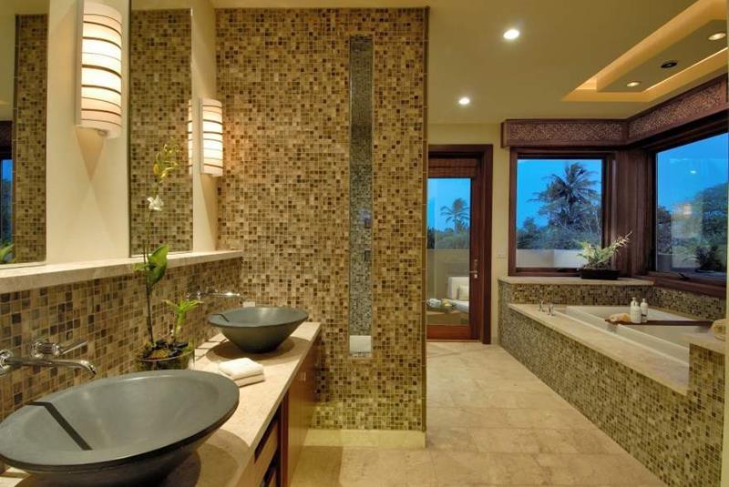 24 Beautiful Master Bathrooms-19