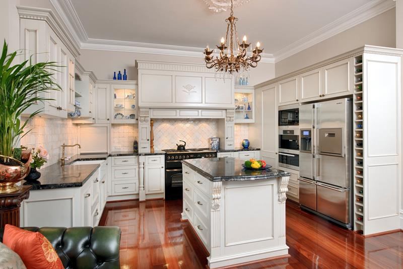 image named 25 Beautiful Kitchen Designs title