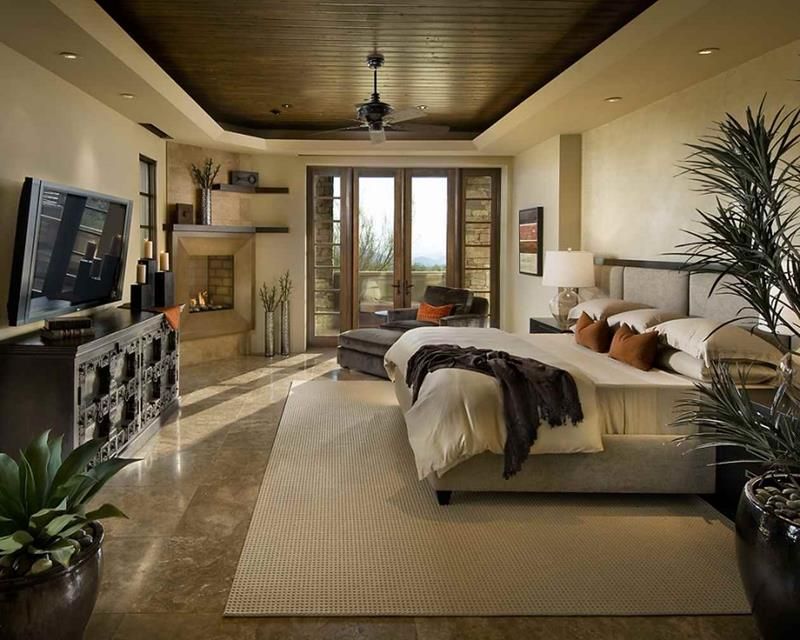 image named 25 Beautiful Master Bedrooms title