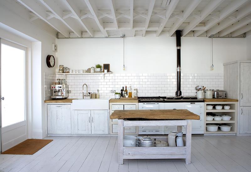 25 Bright Kitchen Designs-7