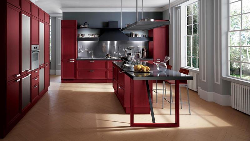 25 Elegant Kitchens with Hardwood Floors-title