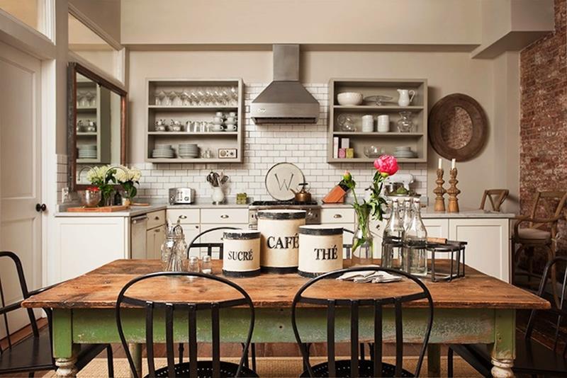 25 Farmhouse Style Kitchens-11
