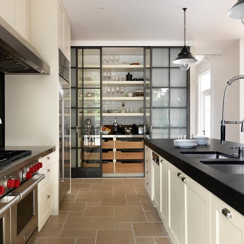 25 Farmhouse Style Kitchens-12