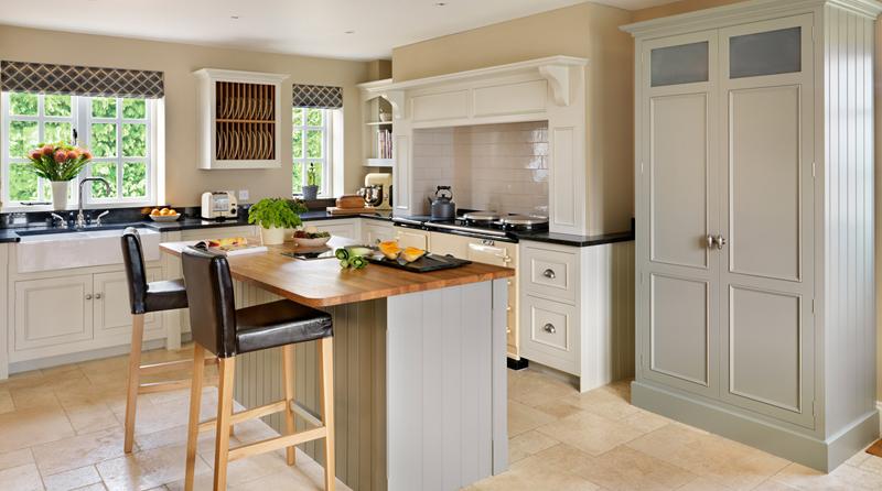 25 Farmhouse Style Kitchens-13