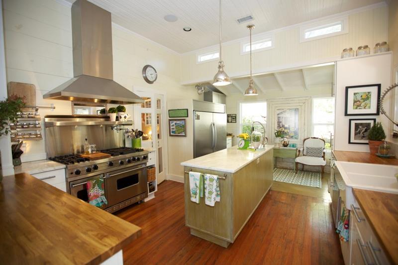 25 Farmhouse Style Kitchens-16