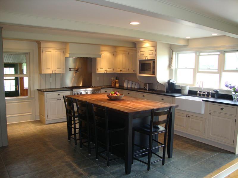 25 Farmhouse Style Kitchens-18
