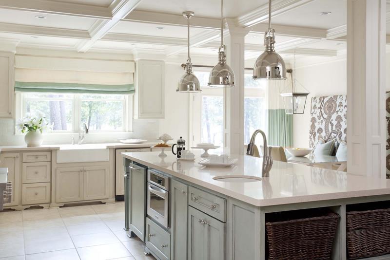 25 Farmhouse Style Kitchens-22