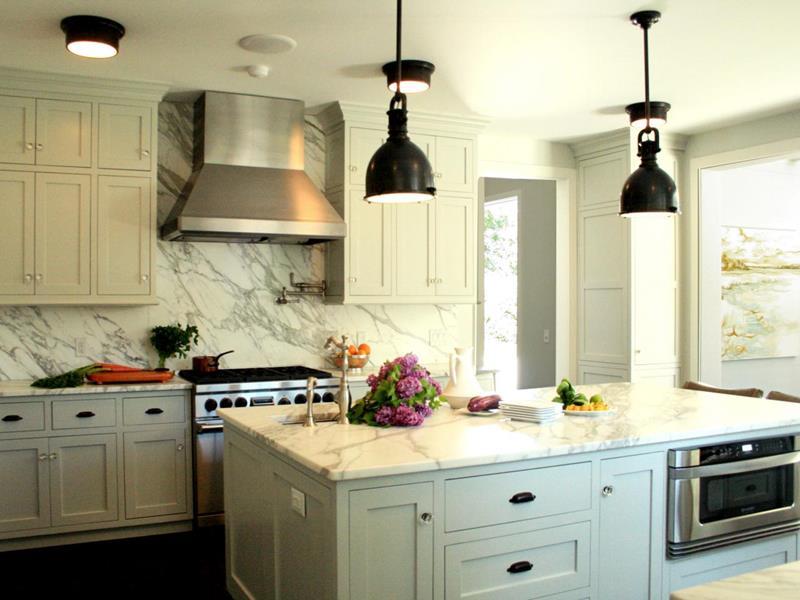 25 Farmhouse Style Kitchens-24