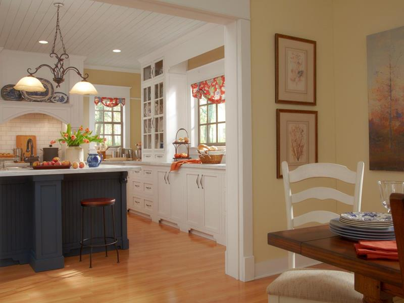 25 Farmhouse Style Kitchens-3