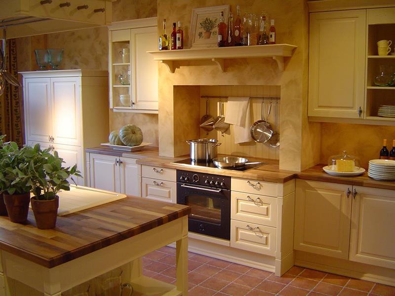 25 Farmhouse Style Kitchens-5