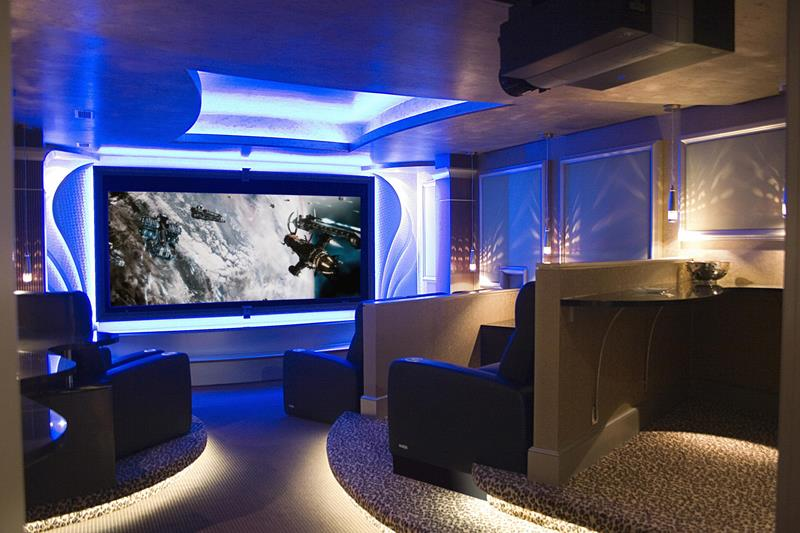 25 Jaw Dropping Home Theater Designs-11