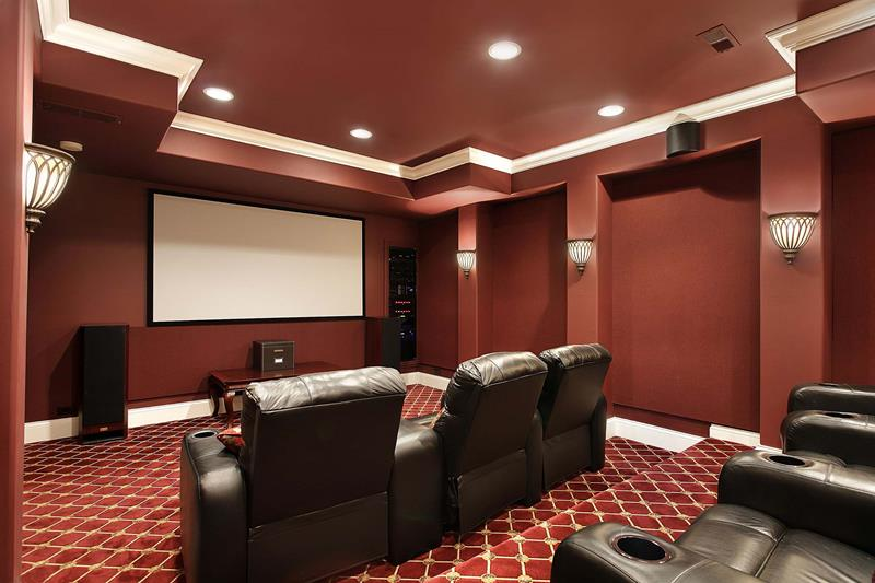 25 Jaw Dropping Home Theater Designs-4