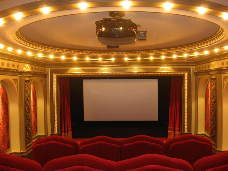 25 Jaw Dropping Home Theater Designs-title