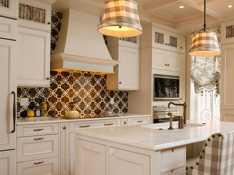25 Kitchen Backsplash Design Ideas-title