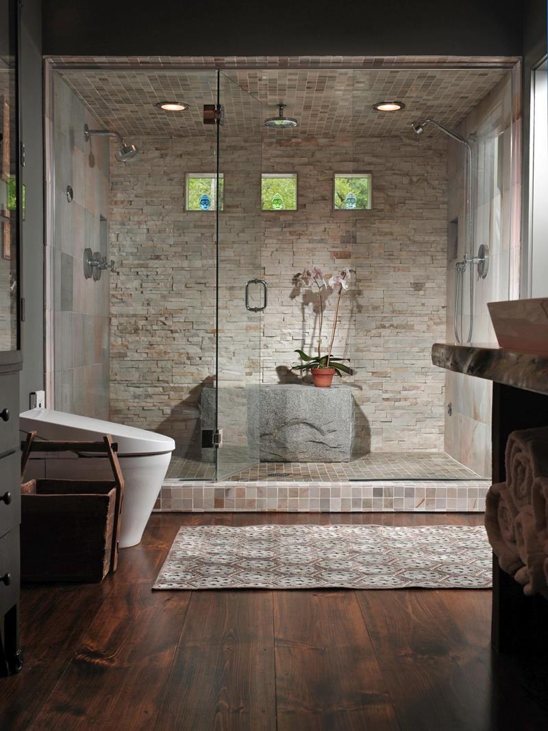25 Luxury Walk In Showers-7